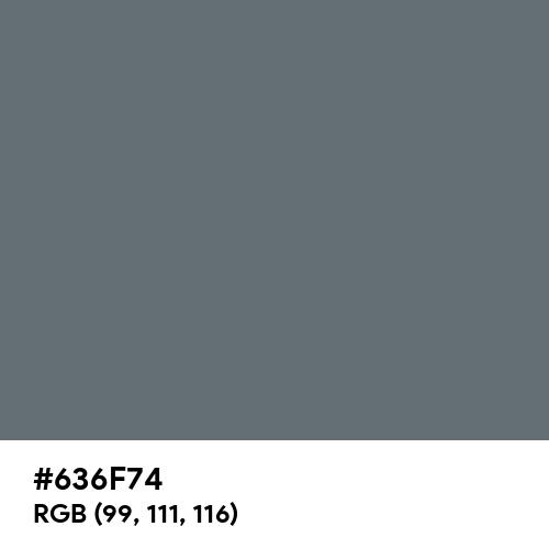 Porpoise (Hex code: 636F74) Thumbnail