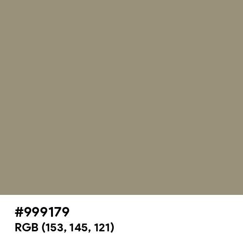 Artichoke (Hex code: 999179) Thumbnail