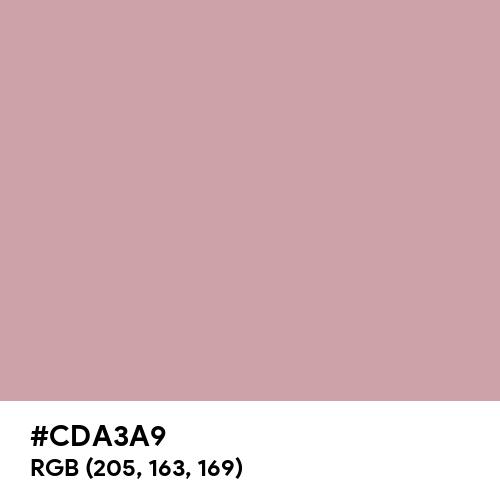 Matte Rose Gold (Hex code: CDA3A9) Thumbnail