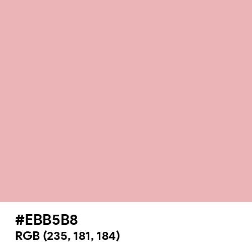 Lip (Hex code: EBB5B8) Thumbnail
