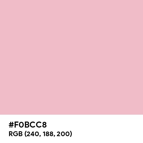 Happy Birthday Pink (Hex code: F0BCC8) Thumbnail