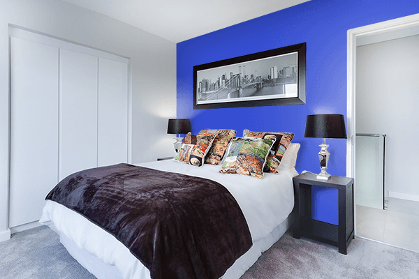 Pretty Photo frame on New Car color Bedroom interior wall color