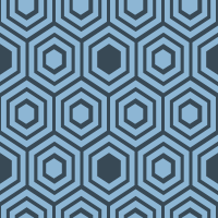 honeycomb-pattern - 8DB6D4