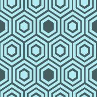 honeycomb-pattern - B2EBF2