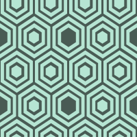 honeycomb-pattern - B6E5D3
