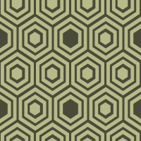 honeycomb-pattern - B7BA89