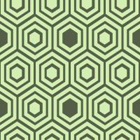 honeycomb-pattern - D4EFB2