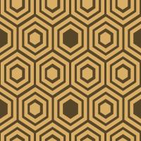 honeycomb-pattern - D9AE66