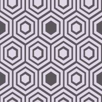 honeycomb-pattern - E2D7E7