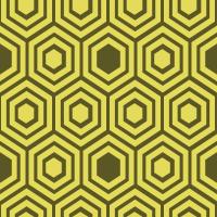 honeycomb-pattern - E5DB5A