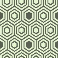 honeycomb-pattern - E5F5D1