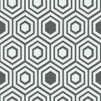 honeycomb-pattern - E6F0ED