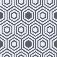 honeycomb-pattern - E7EBF6