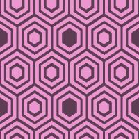 honeycomb-pattern - EC96CF