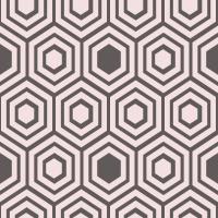 honeycomb-pattern - F3E1E1