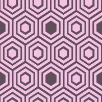 honeycomb-pattern - F4C3E4