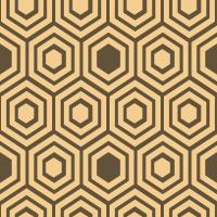 honeycomb-pattern - F4CE90