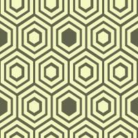 honeycomb-pattern - F4F8BE