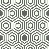 honeycomb-pattern - F6FCF0