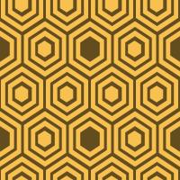 honeycomb-pattern - F7C04F