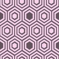 honeycomb-pattern - F7D2EB