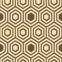 honeycomb-pattern - F7DCB0