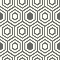 honeycomb-pattern - FDFEF4