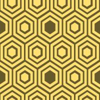 honeycomb-pattern - FFE070