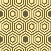 honeycomb-pattern - FFEBA0