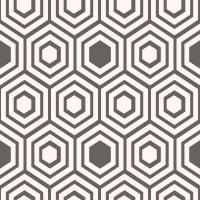 honeycomb-pattern - FFF5F1