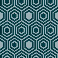 honeycomb-pattern - 043C46