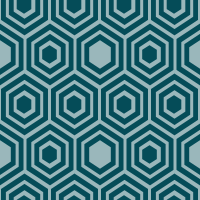 honeycomb-pattern - 054C58