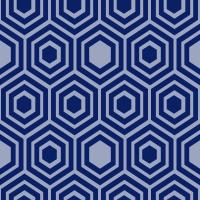 honeycomb-pattern - 0A1F64