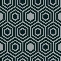 honeycomb-pattern - 0B1E21