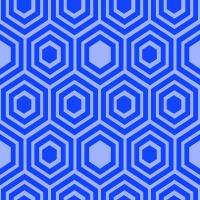 honeycomb-pattern - 1144FF