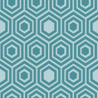 honeycomb-pattern - 4D9099