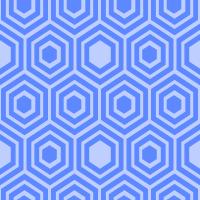 honeycomb-pattern - 5E88FF