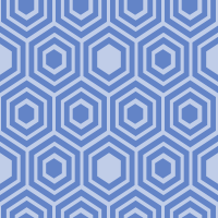 honeycomb-pattern - 6384C7