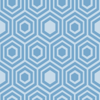honeycomb-pattern - 76A7CB