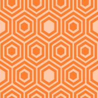 honeycomb-pattern - FC7E2F