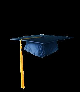 Academic Blue hat
