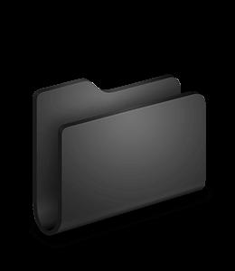Black Folder illustration