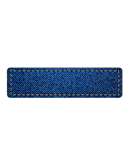 Blue Jeans label