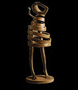 Bronze Sculpture Arte