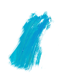 Cerulean Brush Pigment