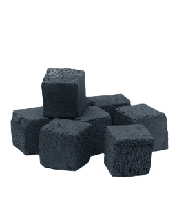 Charcoal Material for smoke