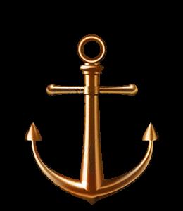 Copper Bronze Anchor