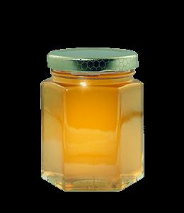 Creamed Honey in Jar Bottle