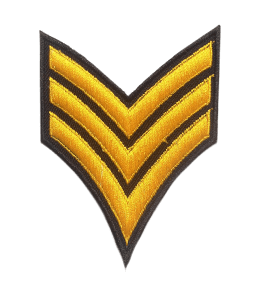 Embroidered Officer Patch