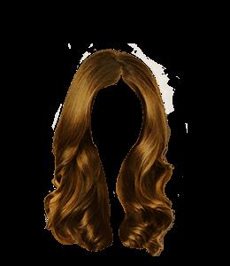 Golden Brown Hair Wig